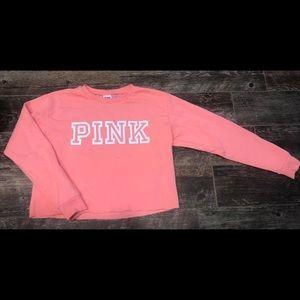 VS Pink Crop Top